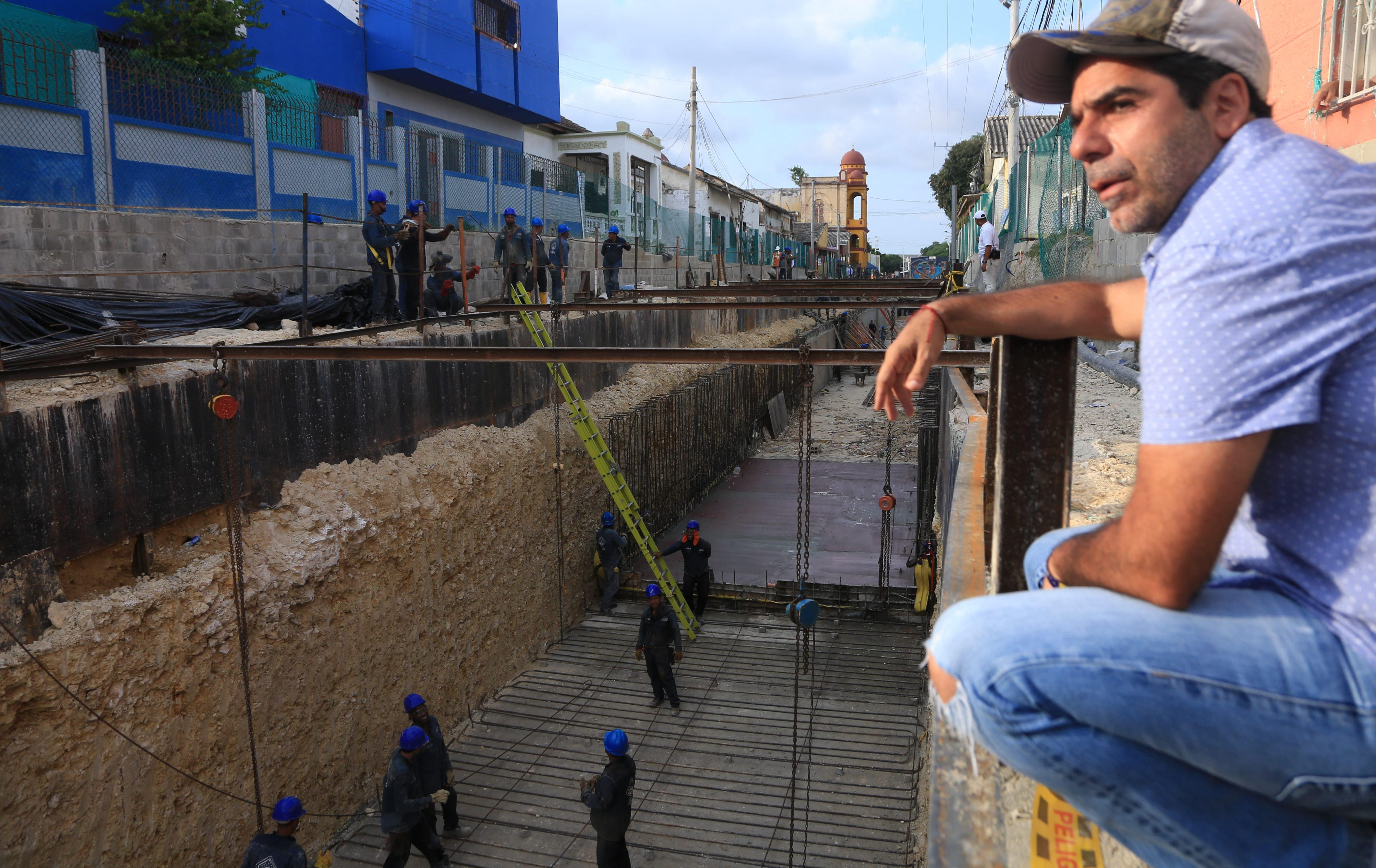 Secretaría de Obras Públicas Barranquilla