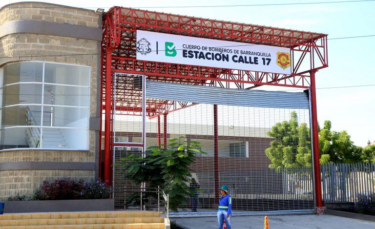 Estación de Bomberos Barranquilla
