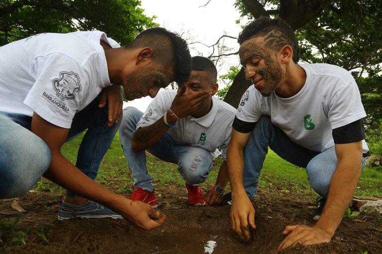 Guardianes de la Convivencia Alcaldía de Barranquilla