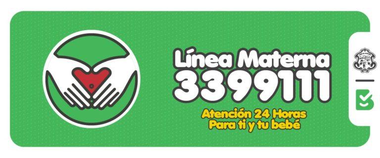 Línea Materna Salud Barranquilla