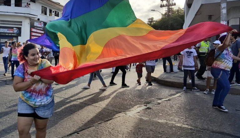 Promoción de derechos LGBTI Barranquilla