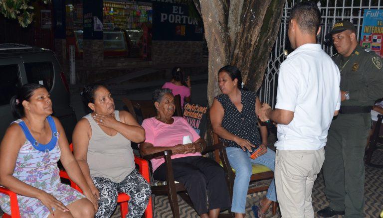Frentes de Seguridad Barranquilla