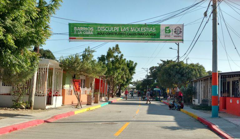 Programa Barrios a la Obra Barranquilla