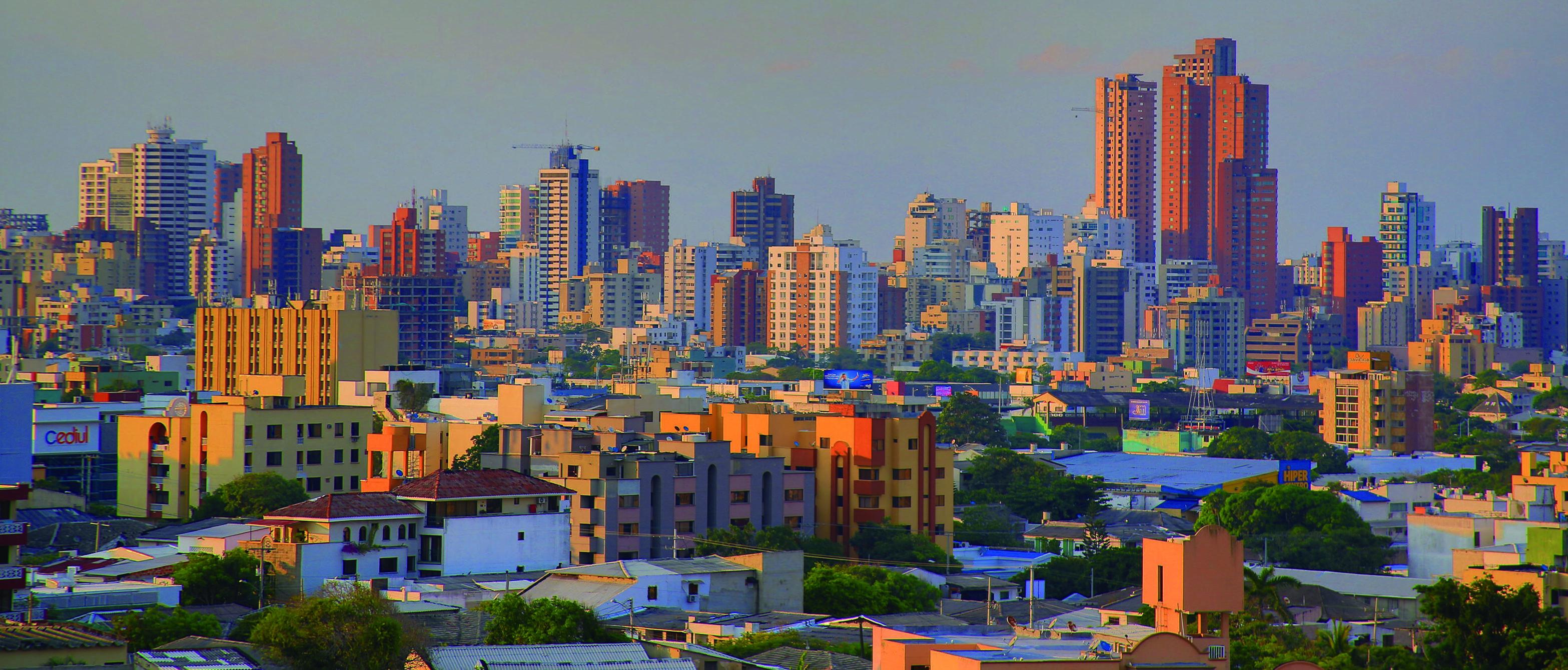Localidades Barranquilla