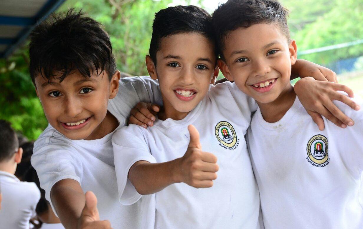 Misión y visión Secretaría de Educación Barranquilla