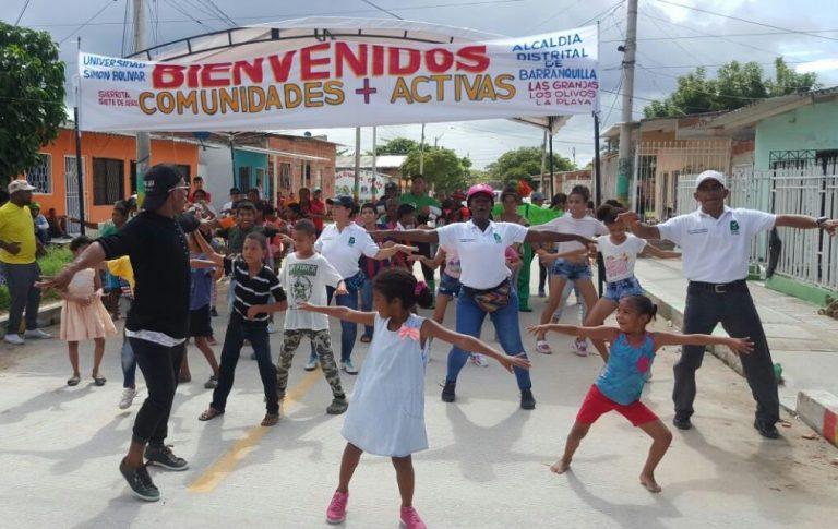 Comunidades + Activas Barranquilla