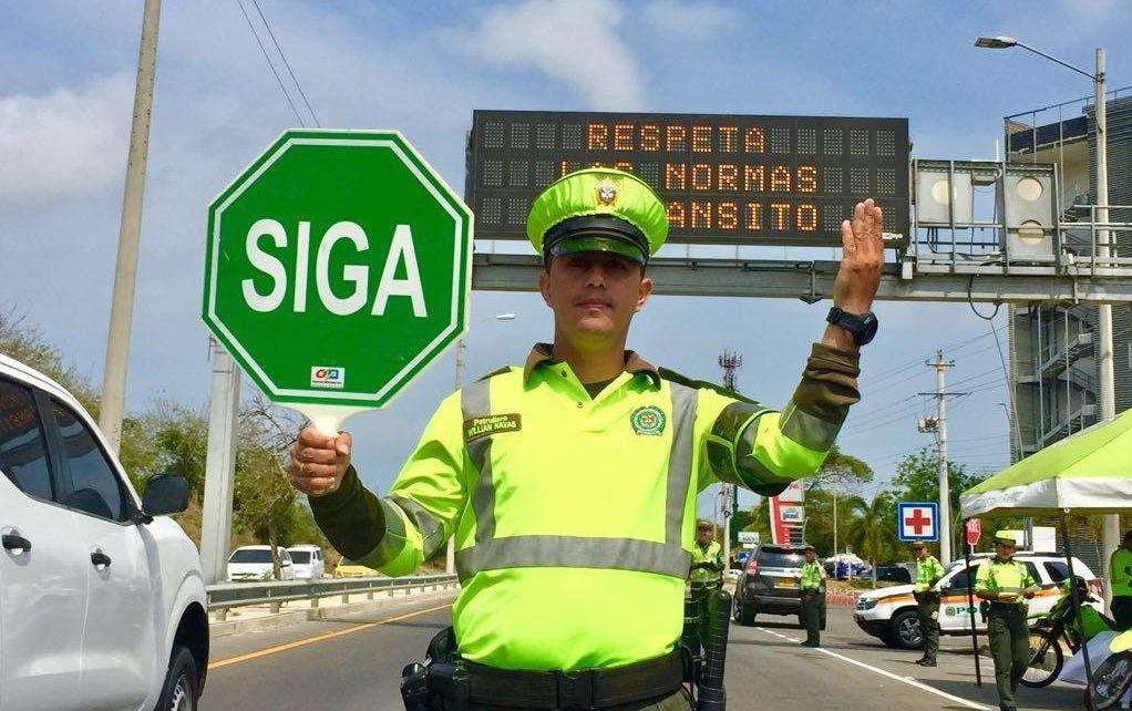 Tarifas multas tránsito 2018