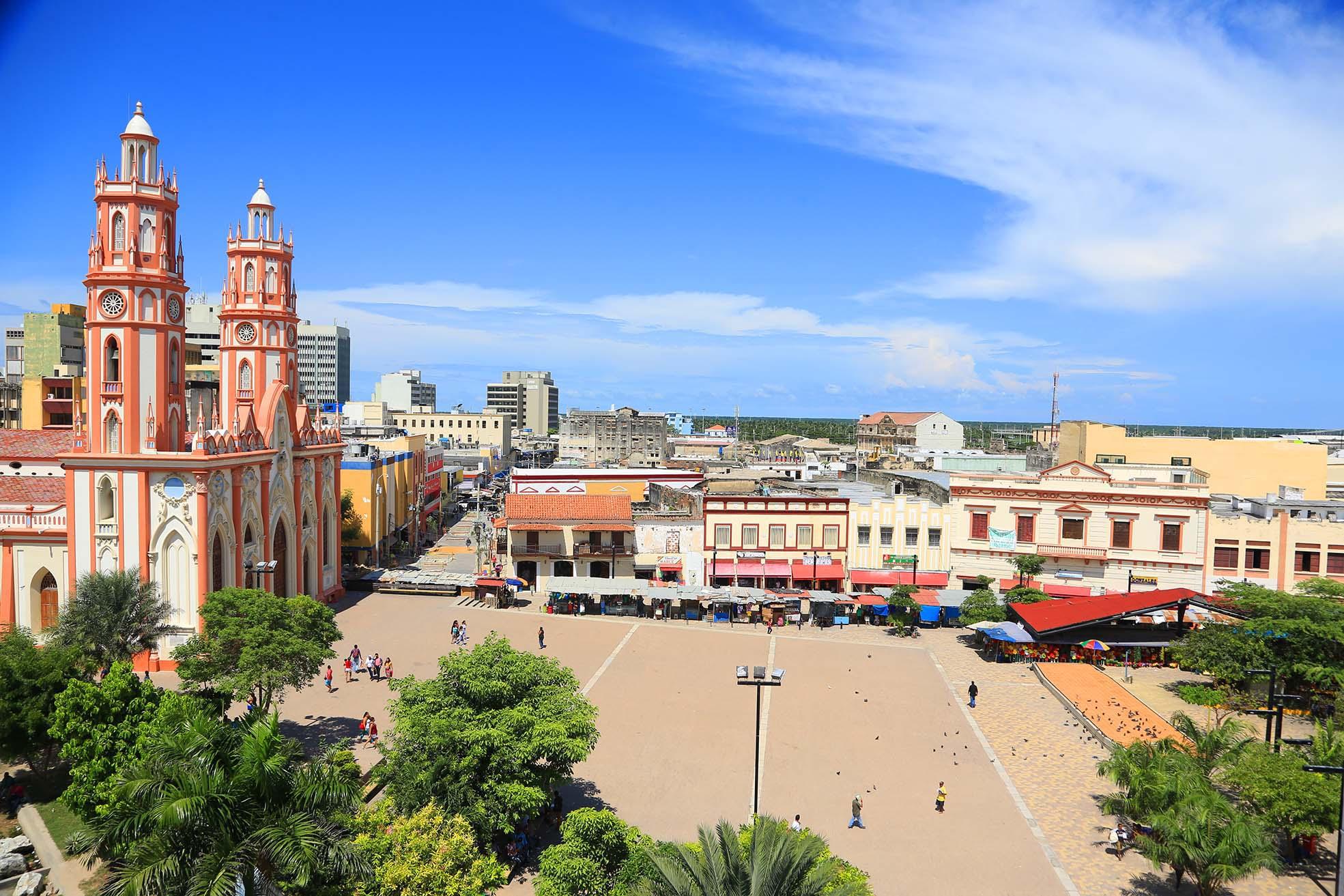 Plaza San Nicolás de Tolentino