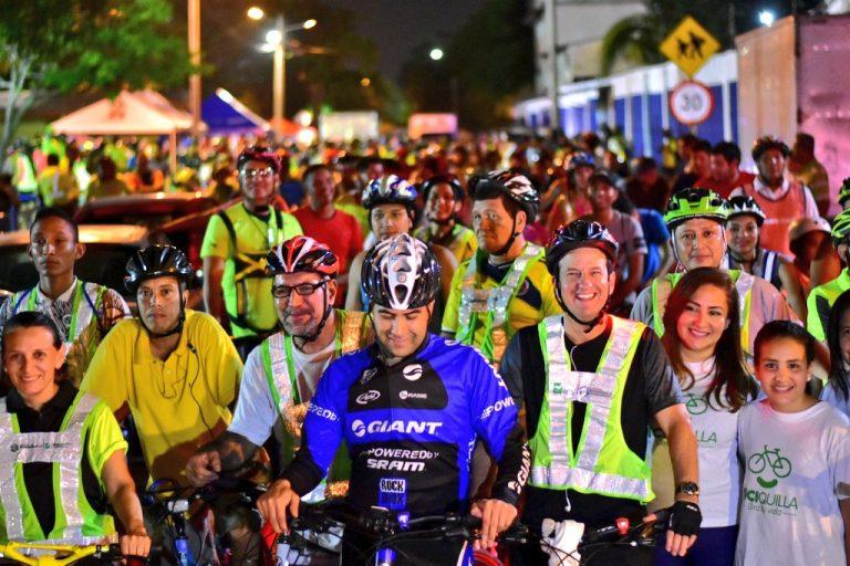 Biciquilla Tránsito y Seguridad Vial