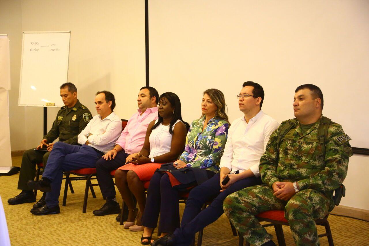 Objetivos Oficina para la Seguridad y Convivencia Ciudadana Barranquilla
