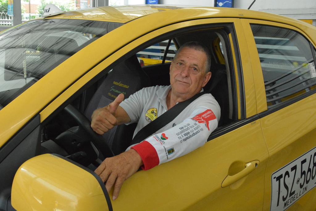 Taxista ejemplar Barranquilla