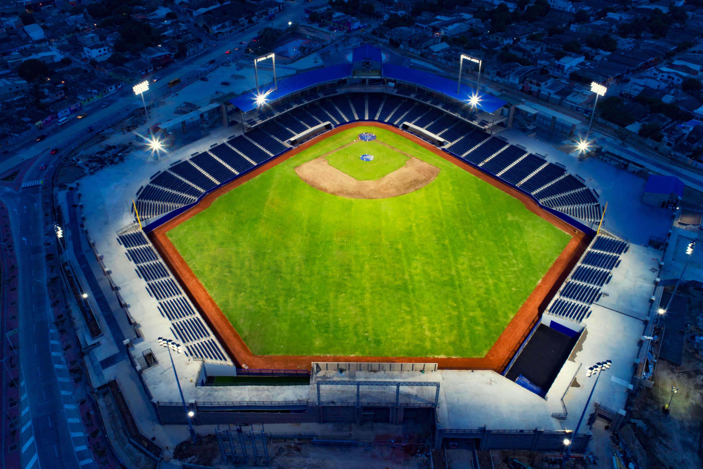 Estadio de Béisbol Édgar Rentería - Barranquilla